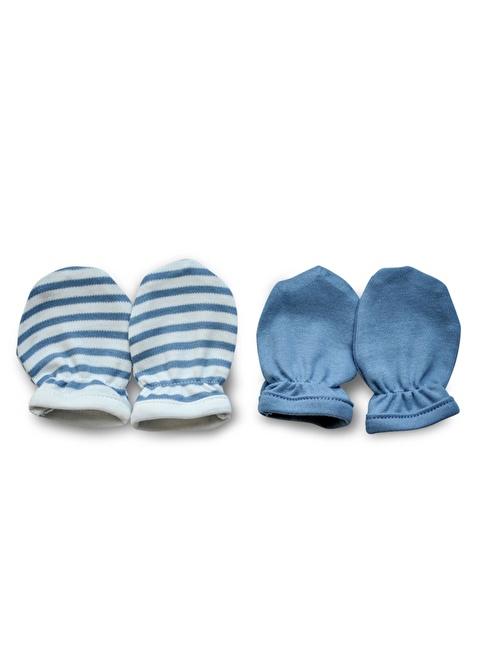Baby Corner Eldiven Mavi